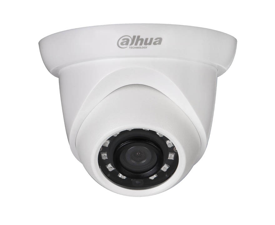 IPC-HDW1230SP-0280B 2 Megapiksel Full HD H.265 IR Dome IP Kamera